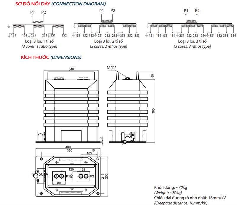 Sơ đồ đấu dây CT35-3CxIxC